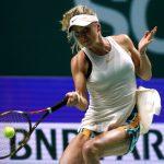 Battue par l'Ukrainienne Elina Svitolina, la Danoise Caroline Wozniacki, N.3 mondiale et tenante du titre, a été éliminée du Masters 2018 de Singapour jeudi.