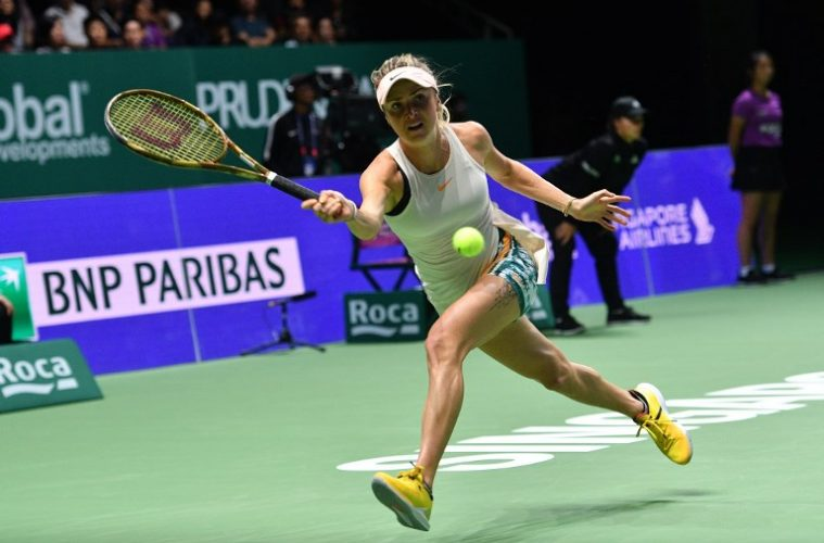 Masters 2018 : Svitolina ouvre le bal avec une victoire