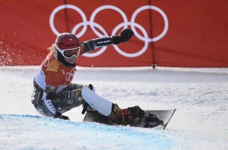 Ester Ledecka souhaite participer aux Mondiaux de ski alpin et de snowboard