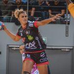 Le Brest Bretagne Handball (BBH) a mal débuté la Ligue des champions de handball en s'inclinant samedi à Copenhague (Danemark), sur le score de 32 à 28.