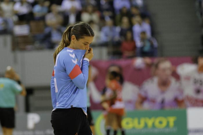 EHF EURO 2018 : blessée au genou, Cléopâtre Darleux doit renoncer