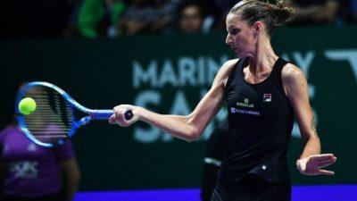 Masters 2018 : Pliskova commence parfaitement