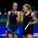 La Française Kristina Mladenovic et la Hongroise Timea Babos ont remporté dimanche le double dames du Masters 2018 de Singapour.