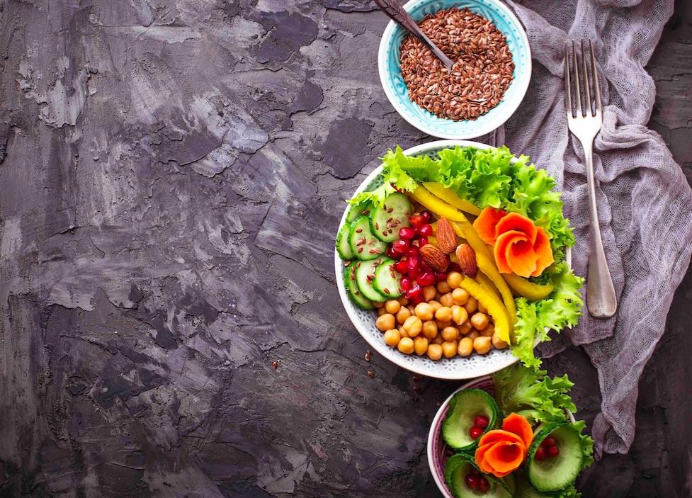 Manger sain : veggie & bio ne veulent pas dire compliqué et cher !