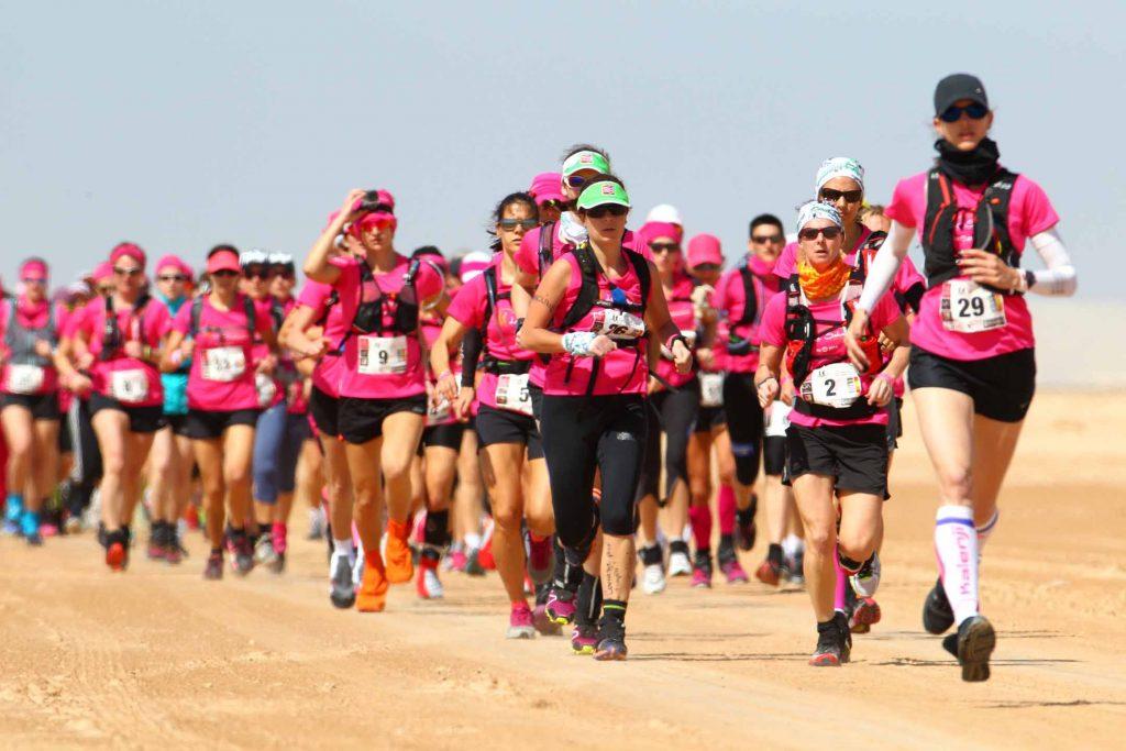 WOMEN SPORTS partenaire de deux équipes sur le Raid La Saharienne
