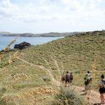 randonnée à Minorque avec Chamina Voyages sur l'île la plus sauvage des Baléares activités sportives de pleine nature