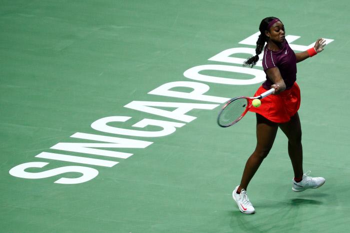 La joueuse de tennis Sloane Stephens va se marier avec un footballeur