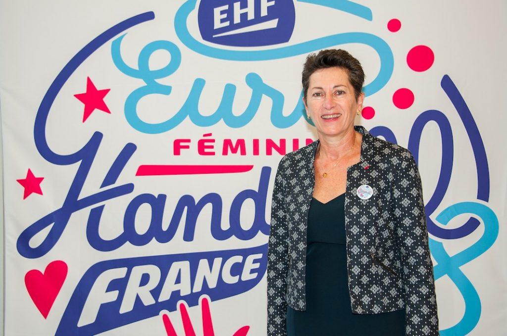 EHF EURO 2018 – Sylvie Pascal-Lagarrigue : « Faire connaître nos Bleues »