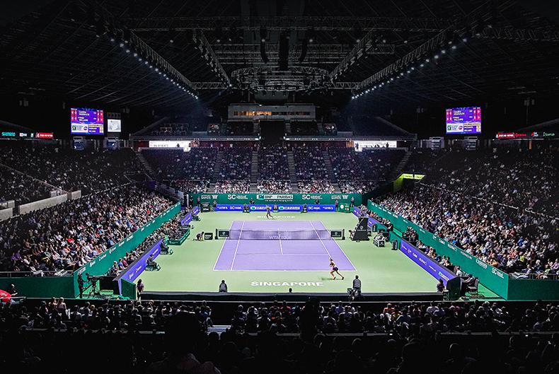 Les tops/flops de la semaine : Wozniacki perd d'entrée à Singapour, Svitolina et Pliskova assurent