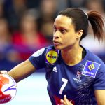 Les Françaises, championnes du monde, se sont inclinées 23-26 face aux championnes olympiques russes jeudi à Nancy pour le premier match de l'EHF Euro 2018.