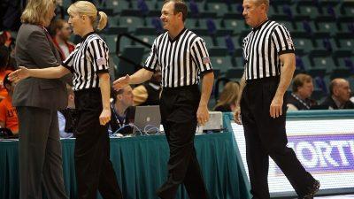 Deux nouvelles femmes arbitres en NBA cette saison