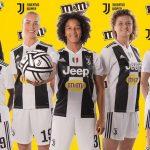 Mars a prolongé jusqu'en 2021 son partenariat avec le club italien turinois avec pour nouveauté le sponsoring maillot de l'équipe féminine de la Juventus.