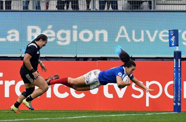 Rugby XV : les Bleues font tomber les Néo-Zélandaises
