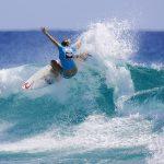 En remportant un septième titre mondial, l'Australienne Stephanie Gilmore a prouvé qu'elle était bien l'une des meilleures surfeuses de tous les temps !