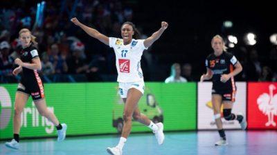 EHF Euro 2018 : les Bleues en finale !