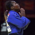 La judokate Clarisse Agbegnenou, qui a déroché cette année son 3e titre mondial, a été désignée «Championne des Championnes» françaises par L'Équipe.