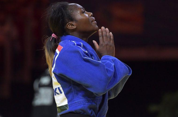 Clarisse Agbegnenou élue «Championne des Championnes» françaises par L'Équipe
