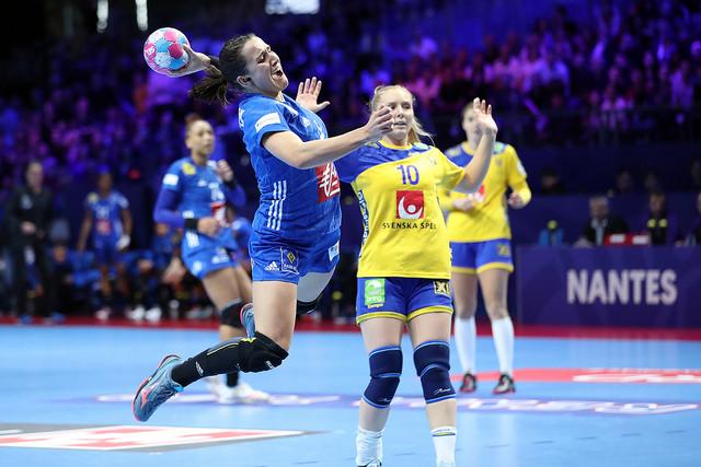 EHF Euro 2018 : la France fait match nul contre la Suède