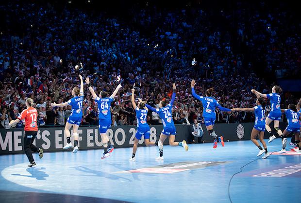 EHF Euro 2018 : plus de 5 millions de téléspectateurs devant les Bleues