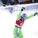 Après une saison blanche due à une blessure au genou, la skieuse slovène Ilka Stuhec a renoué avec la victoire en Coupe du monde de ski alpin à Val Gardena.