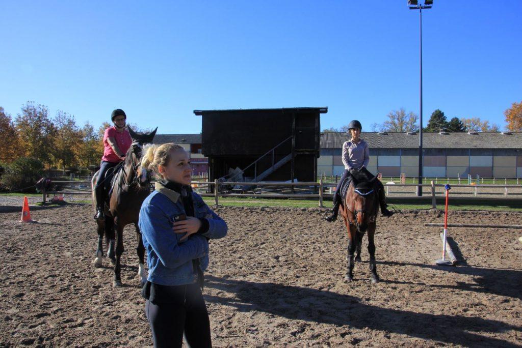 lucie garmier equestre