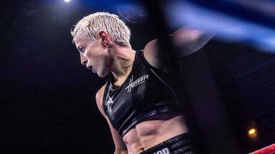 Maïva Hamadouche, la boxeuse qui voulait être sacrée championne des championnes