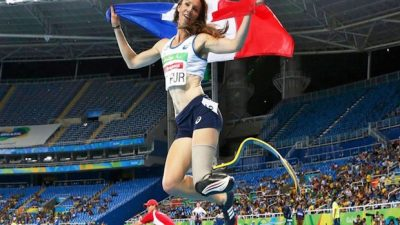 Marie-Amélie Le Fur est la nouvelle présidente du Comité paralympique français