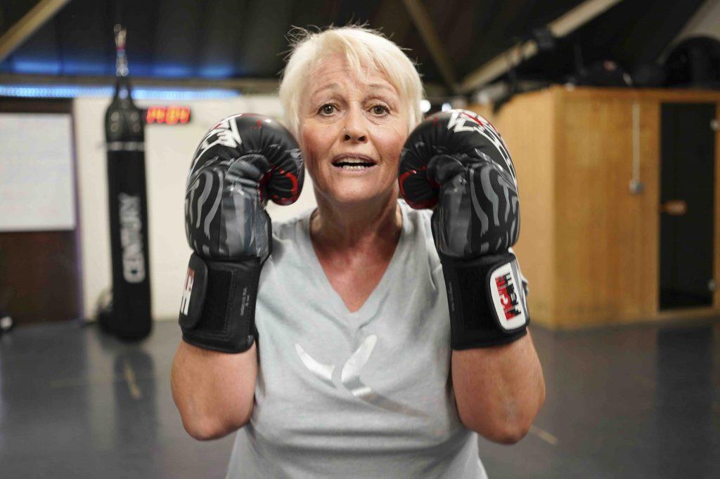 Catherine, 58 ans :«Se prouver qu'on est capable »