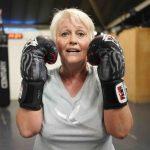 FDJ a lancé sa campagne «Pour que chaque femme, le sport est une chance»afin de lever les freins à la pratique du sport par les femmes. Témoignage de Catherine, une apprentie-boxeuse. Crédit © Ghyslaine Peigné.