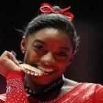 La star de la gymnastique artistique mondiale Simone Biles a été élue «Championne des Championnes» 2018 «monde» par la rédaction du journal L'Équipe.