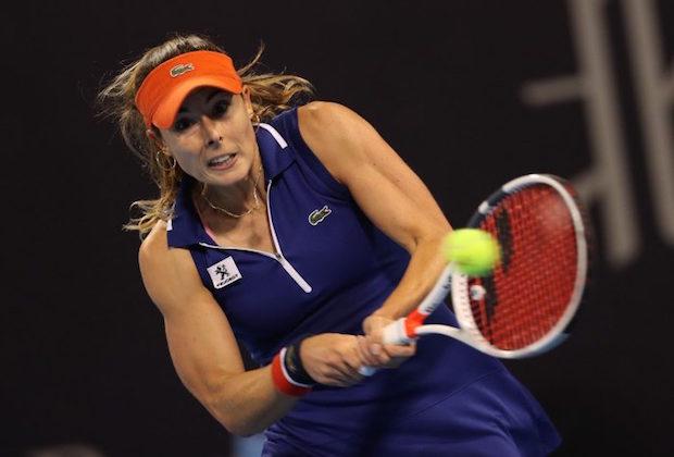 WTA Hobart : Cornet en demi-finales