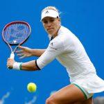 Ce dimanche, l'Allemande Angelique Kerber (N.2) a été surclassée par l'Américaine Danielle Collins en huitièmes de finale de l'Open d'Australie (6-0, 6-2).