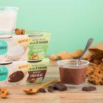 La marque June, de SILL Entreprise, propose une gamme de desserts végétaux structurés autour de trois ingrédients originaux : riz, lait d'amande et lait de coco.