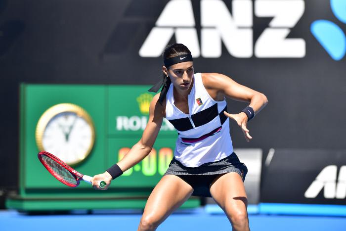 [Open d'Australie] Caroline Garcia s'est frottée à une joueuse plus coriace qu'elle