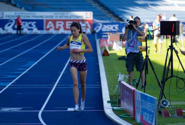 Clémence Calvin élue athlète de l'année 2018 par la FFA