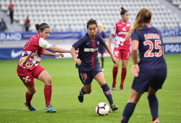 Pourquoi Corinne Diacre critique le recrutement des clubs