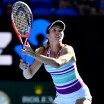 L'Américaine Danielle Collins s'est qualifiée pour sa première demi-finale en Grand Chelem en renversant la Russe Pavlyuchenkova à l'Open d'Australie mardi.