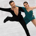 Gabriella Papadakis et Guillaume Cizeron ont décroché leur cinquième médaille d'or consécutive aux Championnats d'Europe 2019 de patinage artistique.