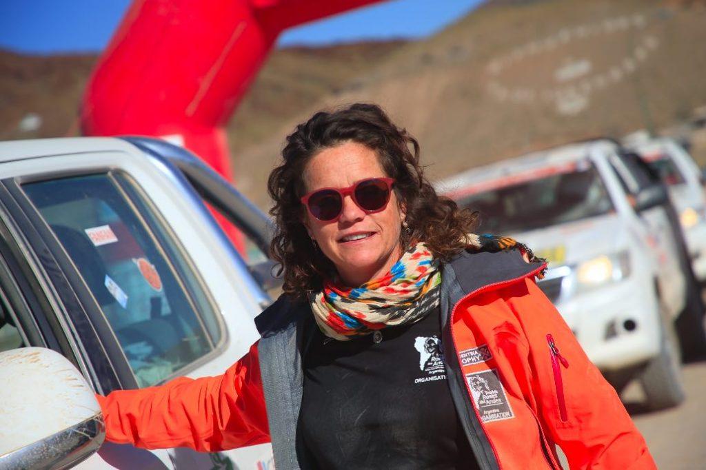Géraldine Rey : «Les femmes s'empêchent souvent elles-mêmes d'entrer en sport auto»