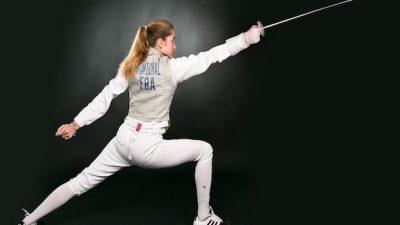 Jade Maréchal, armée pour réussir