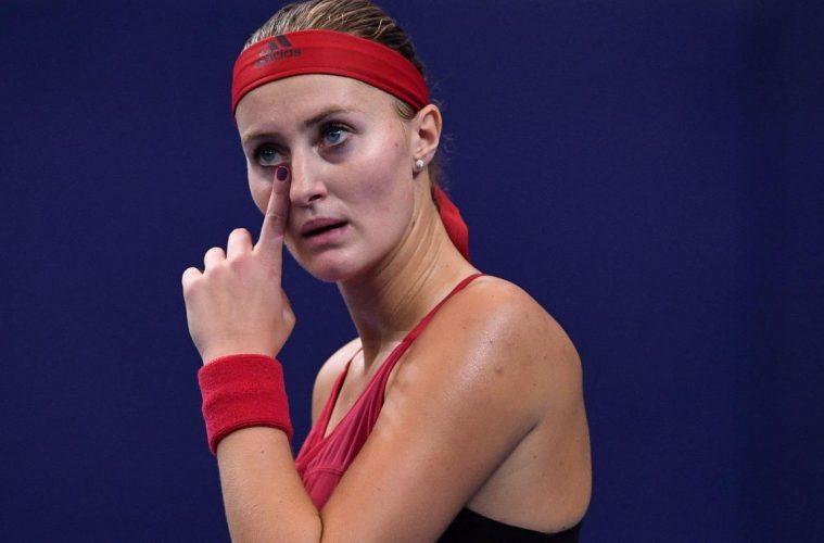 [Open d'Australie] Mladenovic tombe d'entrée