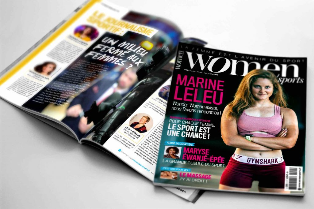 Le magazine WOMEN SPORTS N.11 est disponible !