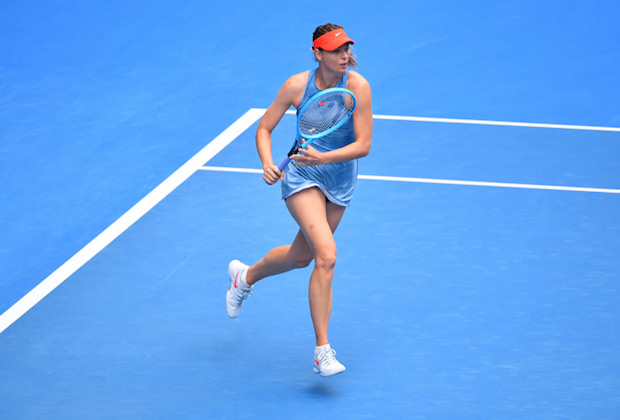 [Open d'Australie] Sharapova battue par Barty en 8emes