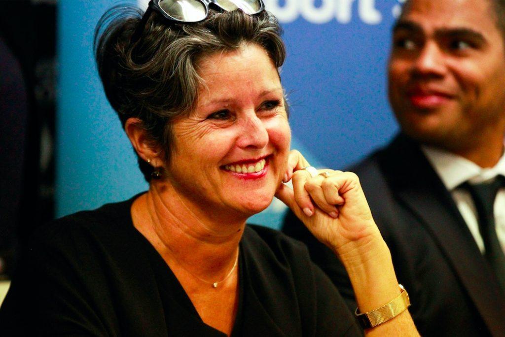 Nathalie Costantini : «L'UNSS est la première fédération sportive féminine en France»