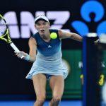 Résultats des premiers matchs du 2e tour de l'Open d'Australie qui se jouaient mercredi avec les qualifications des ex-N.1 mondiales Wozniacki et Sharapova.