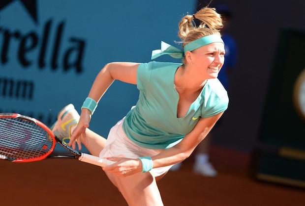 [Open d'Australie] Deux ans après sa blessure au couteau, Kvitova retrouve le dernier carré d'un Grand Chelem