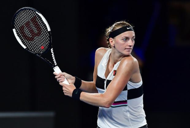 [Open d'Australie] Kvitova est quand même heureuse d'avoir disputé la finale à Melbourne