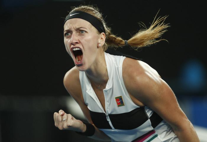 [Open d'Australie]Kvitova ramène Collins sur terre et file en finale