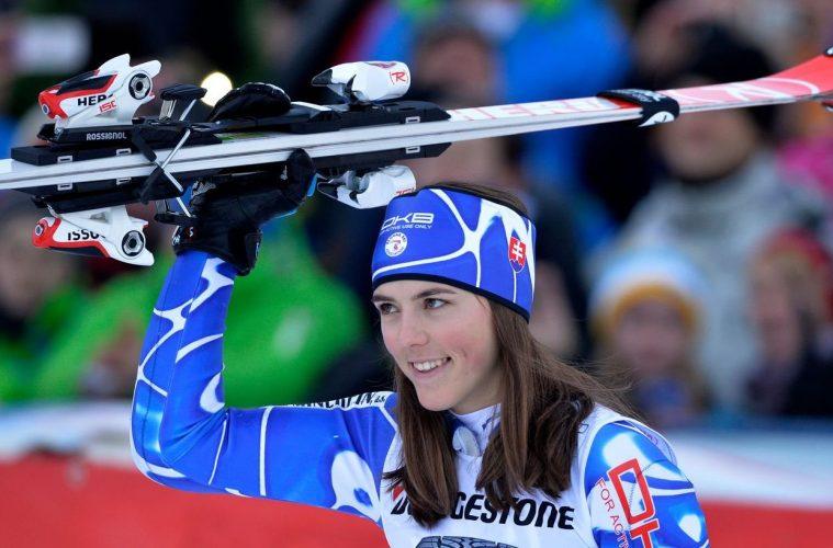 Petra Vlhova bat de nouveau Shiffrin