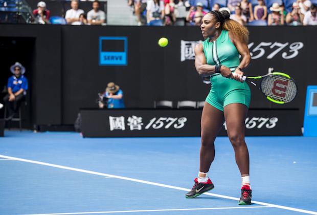 [Open d'Australie] Serena Williams s'offre la N.1 mondiale Simona Halep